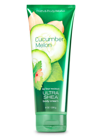 Signature Collection Cucumber Melon Ultra Shea Body Cream - Bath And Body Works