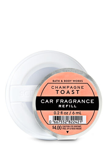 Champagne Toast Car Fragrance Refill - Bath And Body Works
