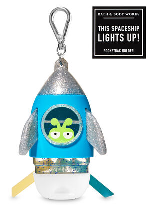 Spaceship Light-Up PocketBac Holder