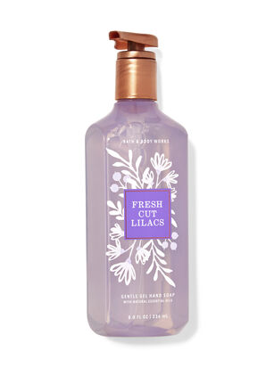 Fresh Cut Lilacs Gentle Gel Hand Soap