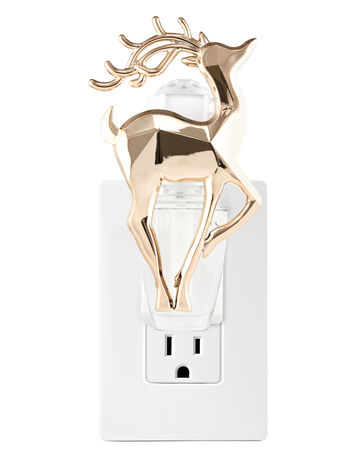 Geometric Reindeer Wallflowers Fragrance Plug