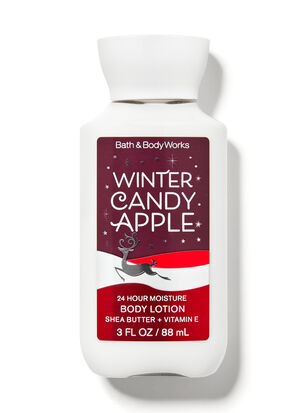 Winter Candy Apple Travel Size Body Lotion