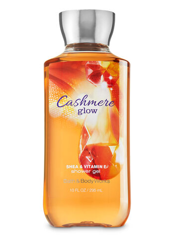 Cashmere Glow Shower Gel