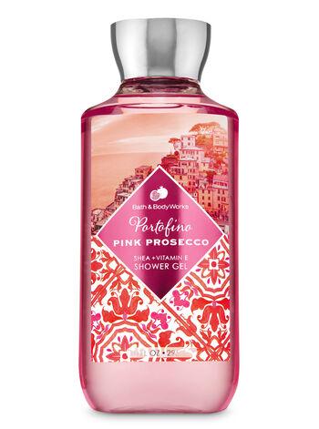 Portofino Pink Prosecco Shower Gel - Bath And Body Works