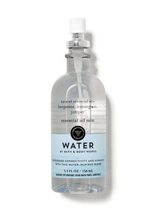 Water Essential Oil Mist