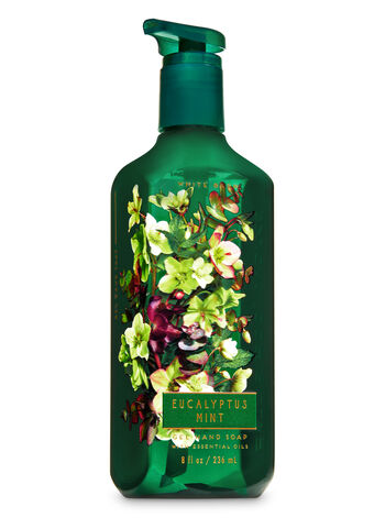Eucalyptus Mint Gel Hand Soap - Bath And Body Works