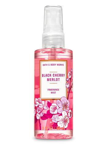 Black Cherry Merlot Travel Size Fine Fragrance Mist - Bath And Body Works