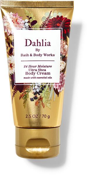 Dahlia Travel Size Body Cream
