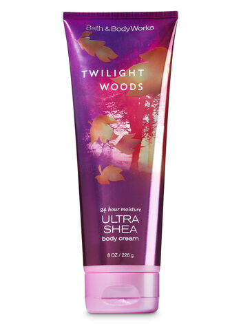 Signature Collection Twilight Woods Ultra Shea Body Cream - Bath And Body Works