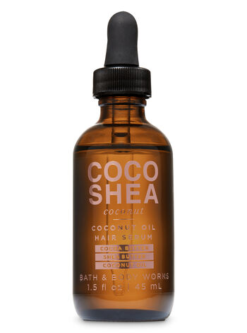 CocoShea Coconut Coconut Oil Hair Serum - Bath And Body Works