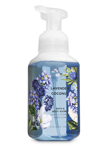 Lavender Coconut Gentle Foaming Hand Soap - Bath And Body Works