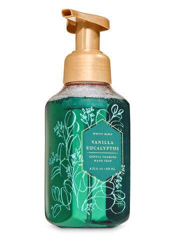 Vanilla Eucalyptus Gentle Foaming Hand Soap
