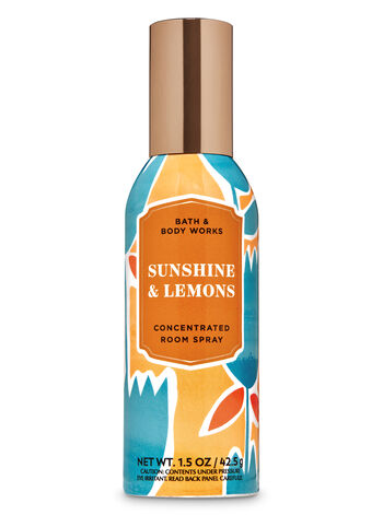 Sunshine & Lemons Concentrated Room Spray - Bath And Body Works