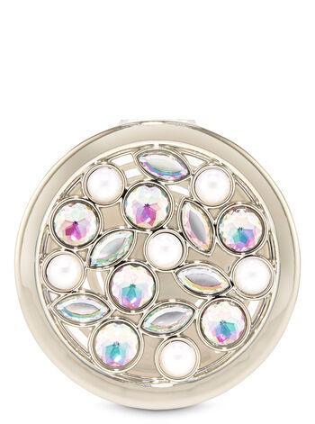 Shiny Gems Vent Clip Car Fragrance Holder