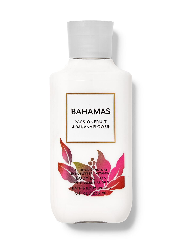 Bahamas Passionfruit & Banana Flower Super Smooth Body Lotion