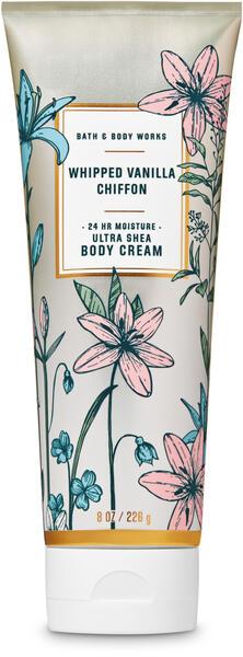 Whipped Vanilla Chiffon Ultra Shea Body Cream