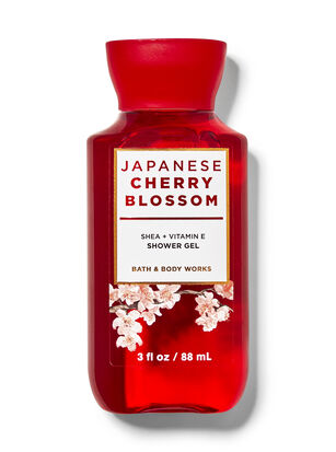 Japanese Cherry Blossom Travel Size Shower Gel