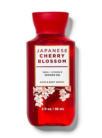 Japanese Cherry Blossom Travel Size Shower Gel