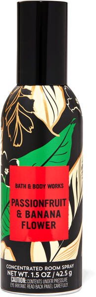 Passionfruit & Banana Flower Concentrated Room Spray