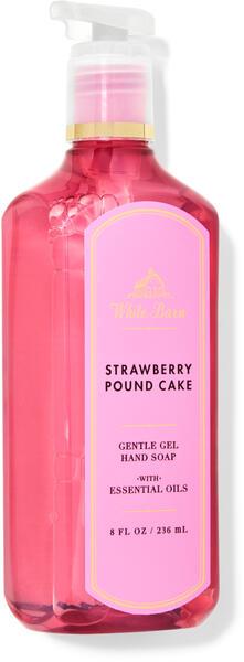 Strawberry Pound Cake Gentle Gel Hand Soap