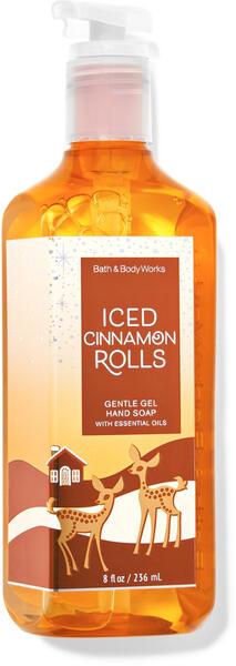 Iced Cinnamon Rolls Gentle Gel Hand Soap