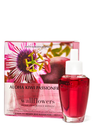 Aloha Kiwi Passionfruit Wallflowers Refills 2-Pack