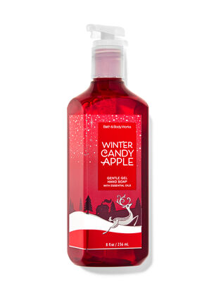 Winter Candy Apple Gentle Gel Hand Soap