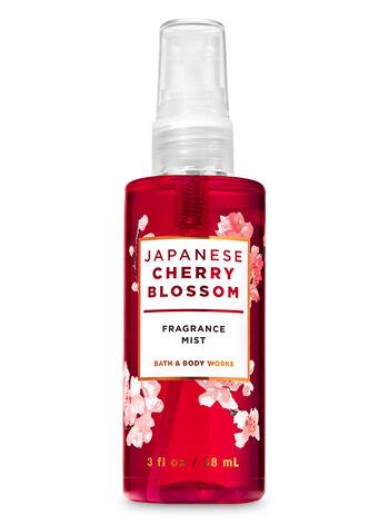 Japanese Cherry Blossom Travel Size Fine Fragrance Mist - Bath And Body Works