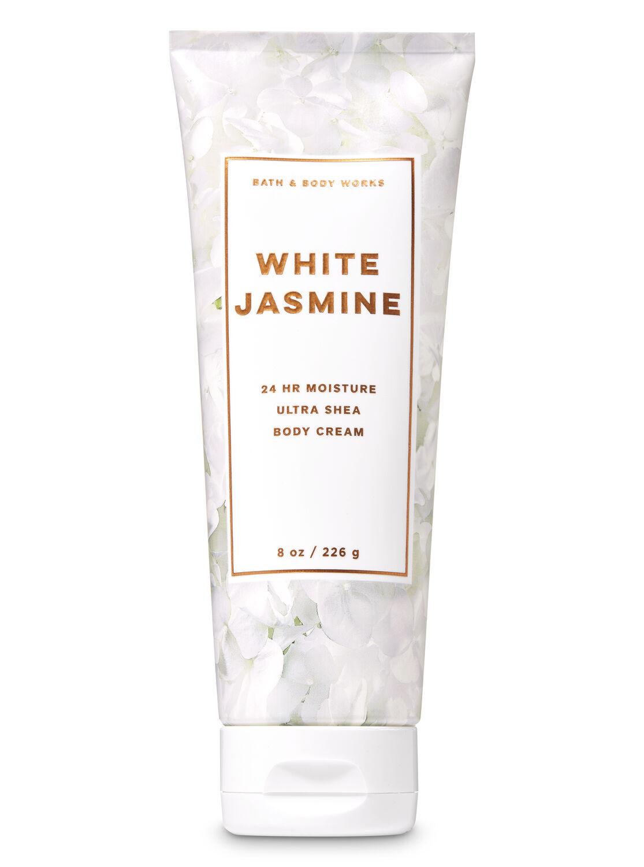 White Jasmine Ultra Shea Body Cream