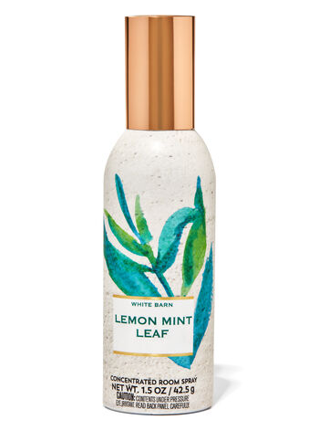 Lemon Mint Leaf Concentrated Room Spray