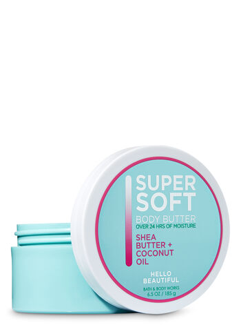 Hello Beautiful Super Soft Body Butter - Bath And Body Works