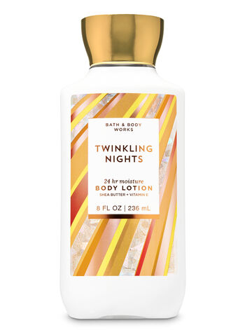 Twinkling Nights Super Smooth Body Lotion - Bath And Body Works