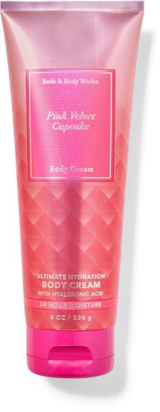 Pink Velvet Cupcake Ultimate Hydration Body Cream