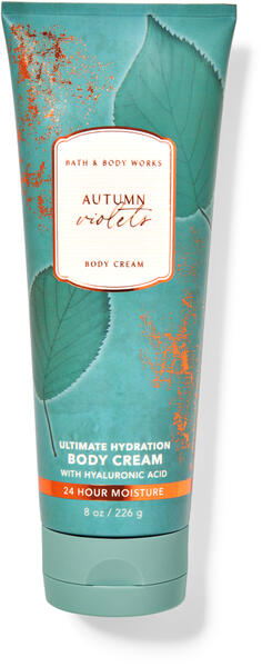 Autumn Violets Ultimate Hydration Body Cream