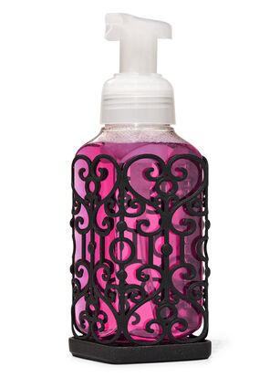 Ornate Heart Gentle Foaming Soap Holder