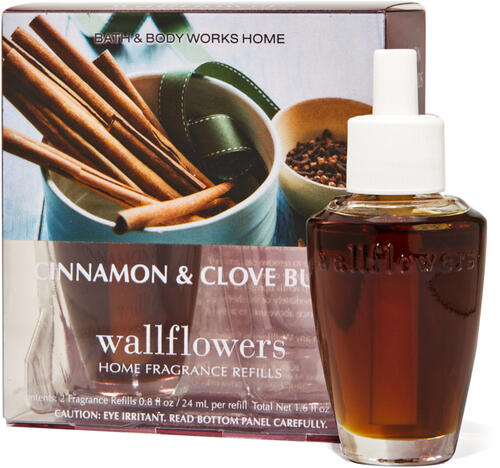 Cinnamon & Clove Buds Wallflowers Refills 2-Pack
