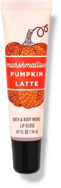 Marshmallow Pumpkin Latte Lip Gloss