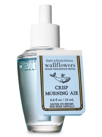 Crisp Morning Air Wallflowers Fragrance Refill - Bath And Body Works