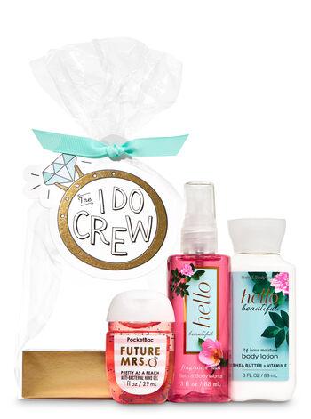 Hello Beautiful I Do Crew Mini Gift Set - Bath And Body Works
