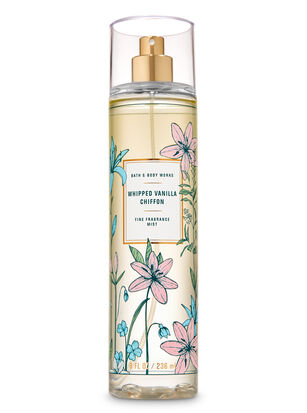 Whipped Vanilla Chiffon Fine Fragrance Mist
