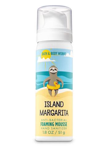 Island Margarita Foaming Hand Sanitizer - Bath And Body Works