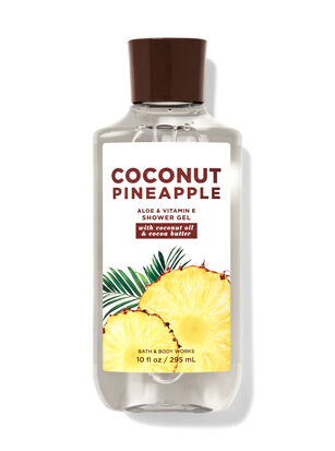 Coconut Pineapple Shower Gel
