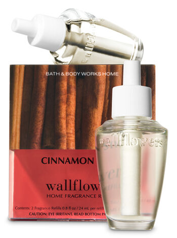 Cinnamon Stick Wallflowers Refills, 2-Pack - Bath And Body Works