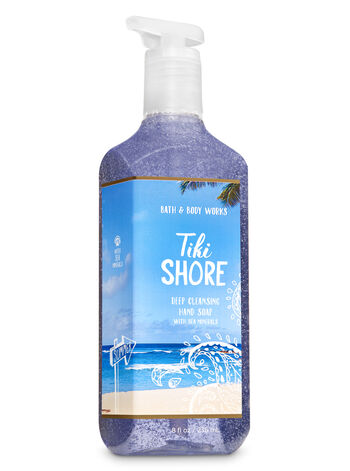 Tiki Shore Deep Cleansing Hand Soap - Bath And Body Works