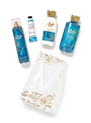 Saltwater Breeze Gift Bag Set