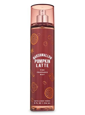 Marshmallow Pumpkin Latte Fine Fragrance Mist - Bath And Body Works