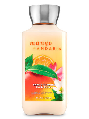 Signature Collection Mango Mandarin Body Lotion - Bath And Body Works