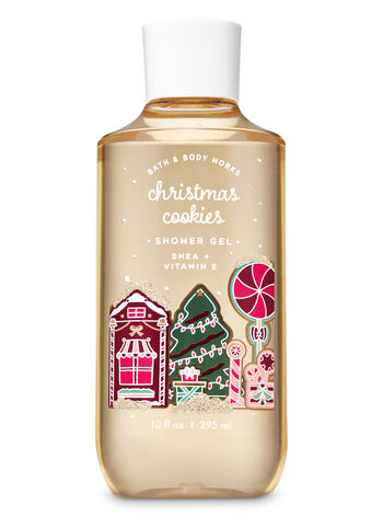 Christmas Cookies Shower Gel - Bath And Body Works