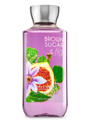 Signature Collection Brown Sugar & Fig Shower Gel - Bath And Body Works