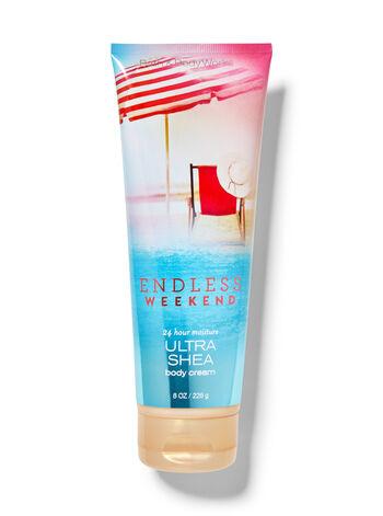 Endless Weekend Ultra Shea Body Cream